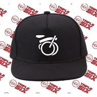 Brompton Electric Bike Folding Bicycle Cotton Snapback Cap