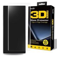 【HODA】Samsung Galaxy Note 10+ /Note 10 Plus 3D防爆9H鋼化玻璃保護貼(UV膠全貼合內縮滿版)