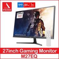 Prism Korea M27EQ Flawless Gaming Computer PC Monitor QHD