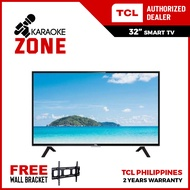 """TCL 32s6800 32"""" Android Smart TV / TCL Android Smart Led Tv / With Free Voice Remote"""