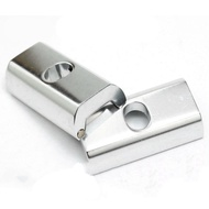 Folding Bike Hinge Clamp Plate with Magnet C Buckle for Brompton BMX Birdy Anti-Shedding C Buckle Parts