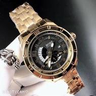HUGO BOSS 2018 官網 新款 三眼計時 鋼帶 錶 手錶 BOSS手錶 BOSS錶