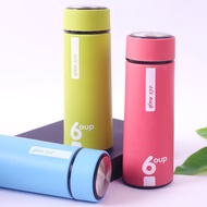 6oup 450ml thermos water bottle