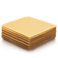 約克街肉舖 西班牙低鹽切達起司片6包 (180g±5%約14片/包)