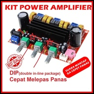 KIT POWER AMPLI / AMPLI / KIT POWER CLASS D / POWER AMPLIFIER / AMPLIFIER / POWER CLASS D