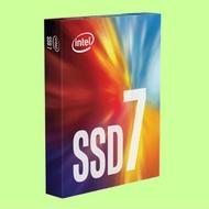 Intel SSD 760P系列-1TB (PCIe,M.2 80mm) 5年保固