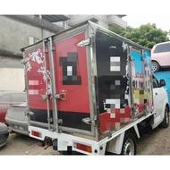 鈴木太子Super carry吉利貨車  冷凍車廂