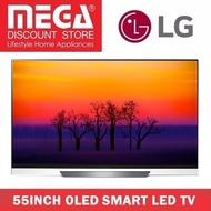 LG OLED55E8PTA 55INCH OLED SMART LED TV / FREE $500 MASTERCARD + $500 VOUCHER BY LG