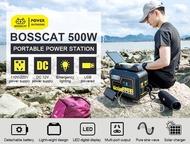 BOSSCAT Portable Power Station