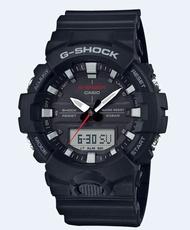 CASIO 卡西歐 GA-800-1A GSHOCK 獨立秒針雙顯計時防水錶 54.1mm