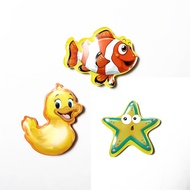 8 Styles Square Baby Bath Books Waterproof Bathroom Books Toys Early Learning Educational Toys Gift Bath Books For Baby Kids