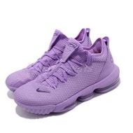 【DH】【DH】Nike LeBron 16 Low CI2669500 LBJ 最強老爸 紫色