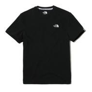 The North Face 短袖黑T-shirt 白標 韓國限定