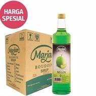 Jual Sirup Manis MARJAN MELON 460 ml 1 Dus Isi 12/Ori
