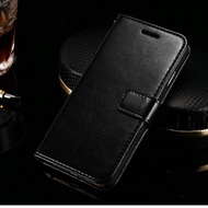 Luxury Leather Wallet Case For OPPO Realme 7i Business Filp Cover For OPPO Realme C17 Magnetic Leather Case S With Card Holder
