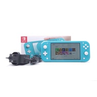 【台中青蘋果】任天堂 Nintendo Switch Lite 綠 港版 二手 遊戲主機 #52959