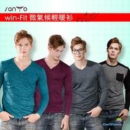 SANTO微氣候輕暖衫四件組(星空時尚)-WF-10-4