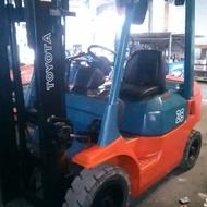 豐田柴油堆高機(7F) 可出租每日1000元