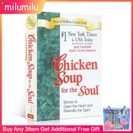 Original English Books Chicken Soup for The Soul books for adults Novel
