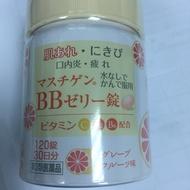 全新 日本BB 軟糖(B群/口內炎)
