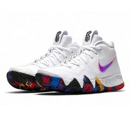 2019 Discount Nike_KYRIE 4 EP_Irving_4th_Generation Men's Basketball Shoes White Breathable_Non-Slip Abrasion Resistant 943807 104