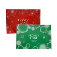 SHISEIDO資生堂新翠綠潤紅蜂蜜香皂禮盒組