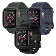 【Spigen】Apple Watch Series 5/4 Rugged Armor Pro-防摔保護殼專業版(三色)