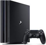 Sony PlayStation 4 PS4 Pro 1TB Console (Jet Black)