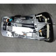 M-benz 賓士 W210 後視鏡 後照鏡L邊 含鏡片[無電折] ULO 全新