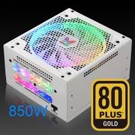 『高雄程傑電腦』振華 LEADEX III ARGB Gold 850W 全模金牌五年保 現貨【SF-850F14RG】