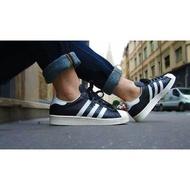 Adidas Originals Superstar 80S 黑白 金標 奶油 復古 男女 G61069