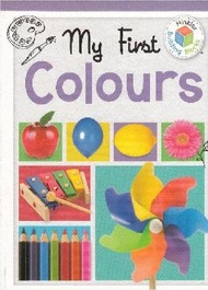 (MPH) MY FIRST BOARD BOOKS COLOURS: 9781488926082:By  HINKLER BOOKS