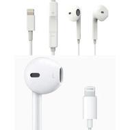 ●商品名稱: 原廠 Apple i8 iPhone X 8 7 Plus原廠耳機/Lightning 線控耳機