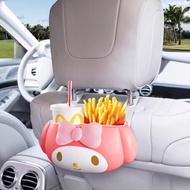 全新 麥當勞 Melody美樂蒂 車用置物架