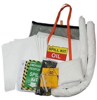 18 Liters Economical Oil Spill Kit Bag