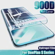 For Case For Oneplus Nord N10 5G Hydrogel Film On Oneplus Nord N100 Screen Protector Film For Oneplus Nord N10