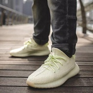 【NBA籃球鞋】\n\nAdidas Yeezy Boost 350 V2 Butter 奶油黃 F36980