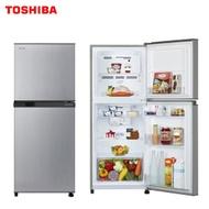 TOSHIBA 東芝 GR-A25TS(S) 冰箱 典雅銀 2門 192L 新一級變頻小冰箱