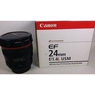 Canon EF 24mm F1.4 L USM [32222]