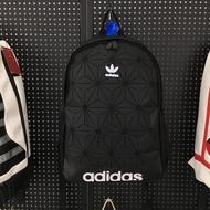 ของแท้ Adidas BP ROLL TOP 3D men and women backpack DV0202 DV0201 กระเป๋าเป้ผู้ชายและผู้หญิงรุ่น เดินทาง นักเรียน แบรนด์ กันน้ํา กีฬา กระเป๋าเป้