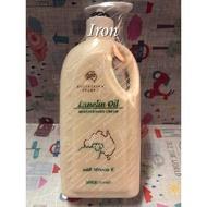 澳洲山羊奶gm綿羊油身體乳,保濕不油膩,500ml