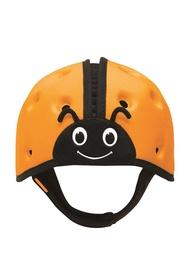 【紫貝殼】英國 SafeheadBABY 幼兒學步防撞安全帽- 活力橘