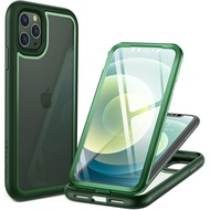YOUMAKER [2021 Upgraded] Aegis Designed for iPhone 11 Pro Max Case, Full-Body with Built-in Screen Protector Rugged Clea