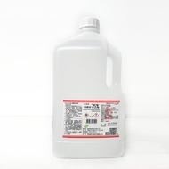 克司博酒精 4公升/1桶裝 75%酒精 乾洗手 超商限取1桶(健康城)
