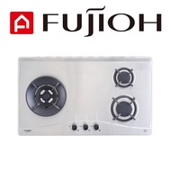 FUJIOH FH-GS5030 SVSS 3 BURNER STAINLESS STEEL HOB