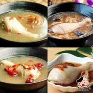 【大嬸婆】 客家經典風味雞湯4件組(500g/包)