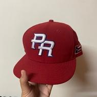MLB 美國大聯盟 NEW ERA 球員帽 WBC 波多黎各隊 紅色