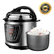 7-in-1 Multi Pressure Cooker, Programmable Stainless Steel Electric High Pressure Cooker, Rice Cooke