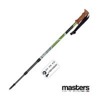 【【蘋果戶外】】masters MA01S1616 義大利 登山杖 MASTERS Scout 史考特 鋁合金避震登山杖 鎢碳鋼 健行