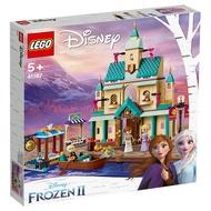LEGO 樂高 Disney 冰雪奇緣2 41167 艾倫戴爾冰雪城堡 【鯊玩具Toy Shark】